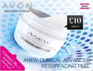Avon Anew Advanced Resurfacing Peel