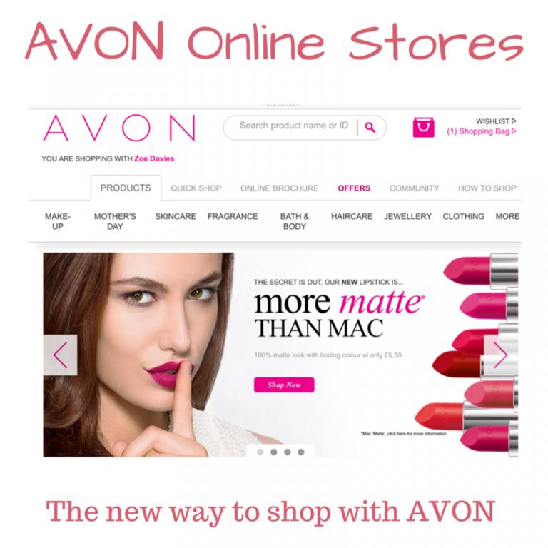 Ейвон онлайн купить ингридиенты косметики