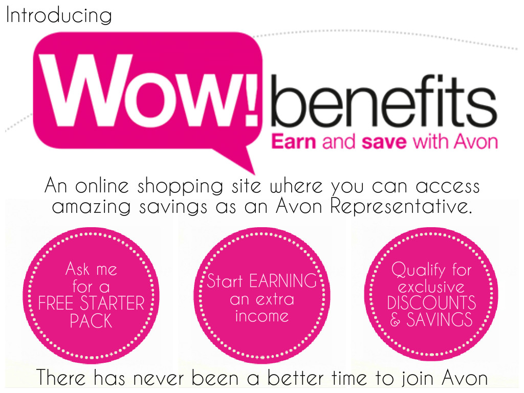 Avon wow benefits