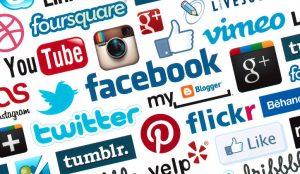 Join Avon online via social media