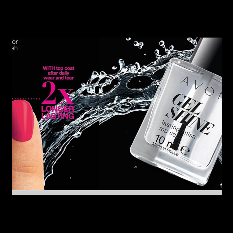 Avon Gel Nail Varnish