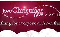 Love Avon at Christmas