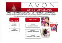 Avon One Stop selling