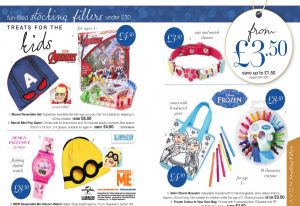 Avon Christmas Kids Gifts