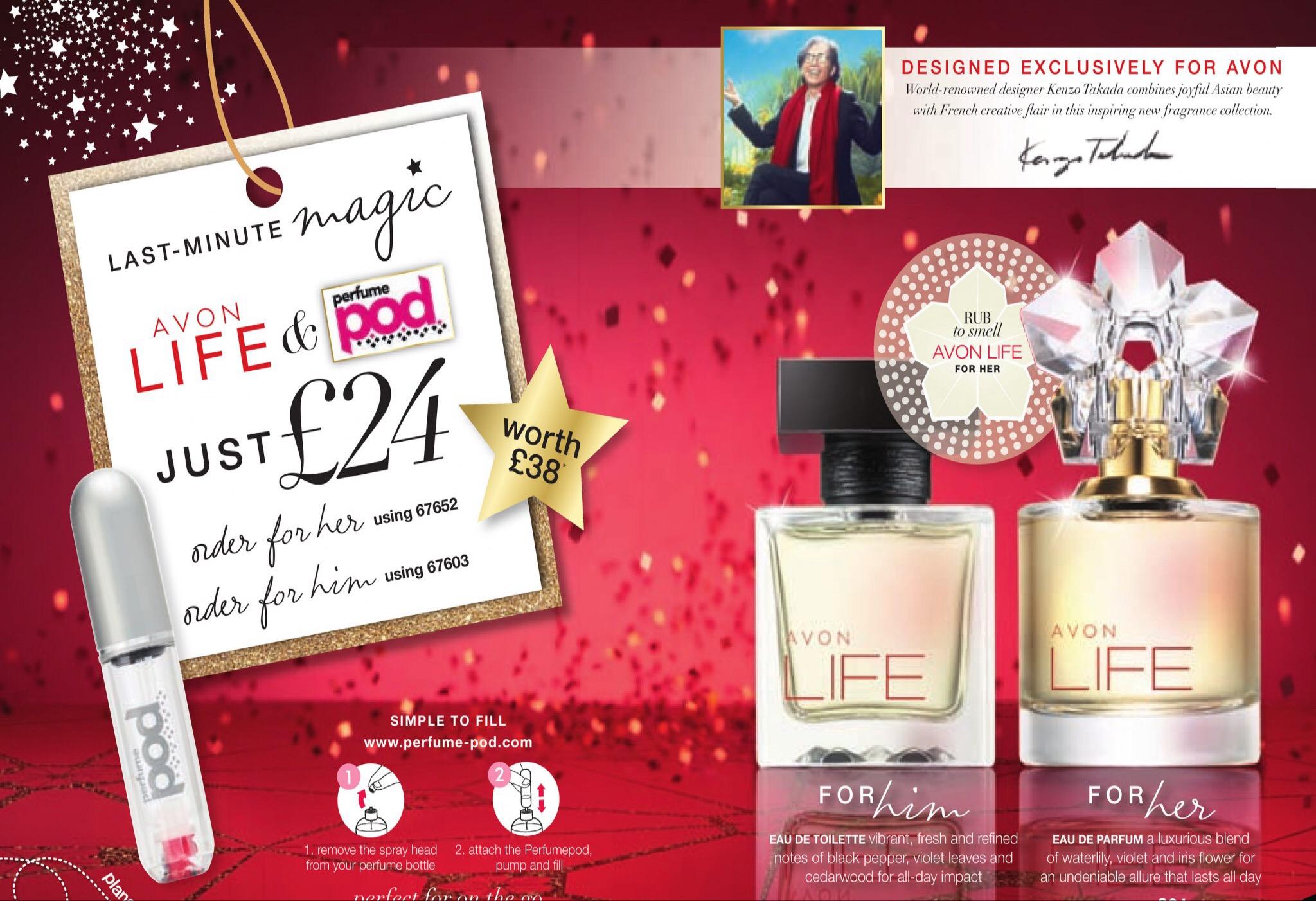 Highlights from Avon Christmas Brochure 1 - 2017 | Join Avon