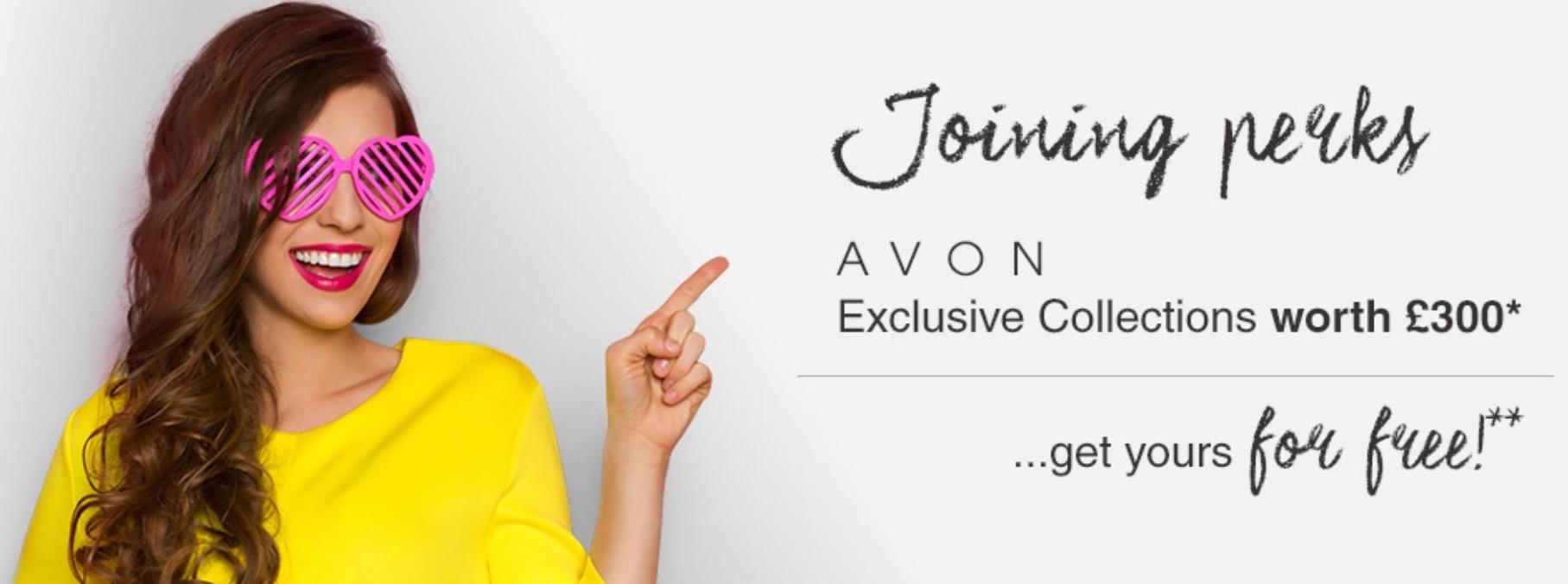 Avon £300 Product Pack for New Representatives | Join Avon