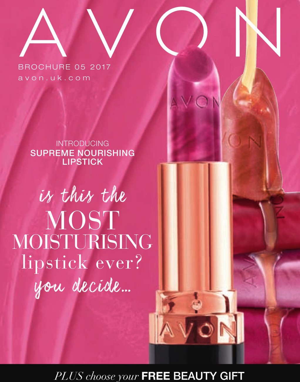Avon Campaign 5 2017 Brochure Online UK | Join Avon