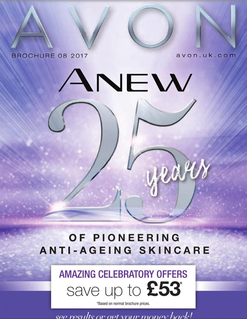 Avon Campaign 8 2017 Brochure Online UK | Join Avon
