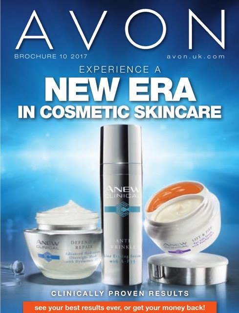 Avon Campaign 10 2017 UK Brochure Online | Join Avon