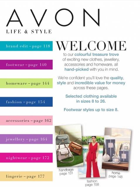 Avon Campaign10 2017 UK Brochure Online