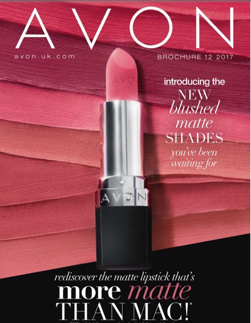 Avon Campaign 12 2017 UK Brochure Online | Join Avon