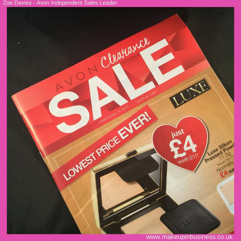 Avon Campaign 14 Sale 2017 UK Brochure Online