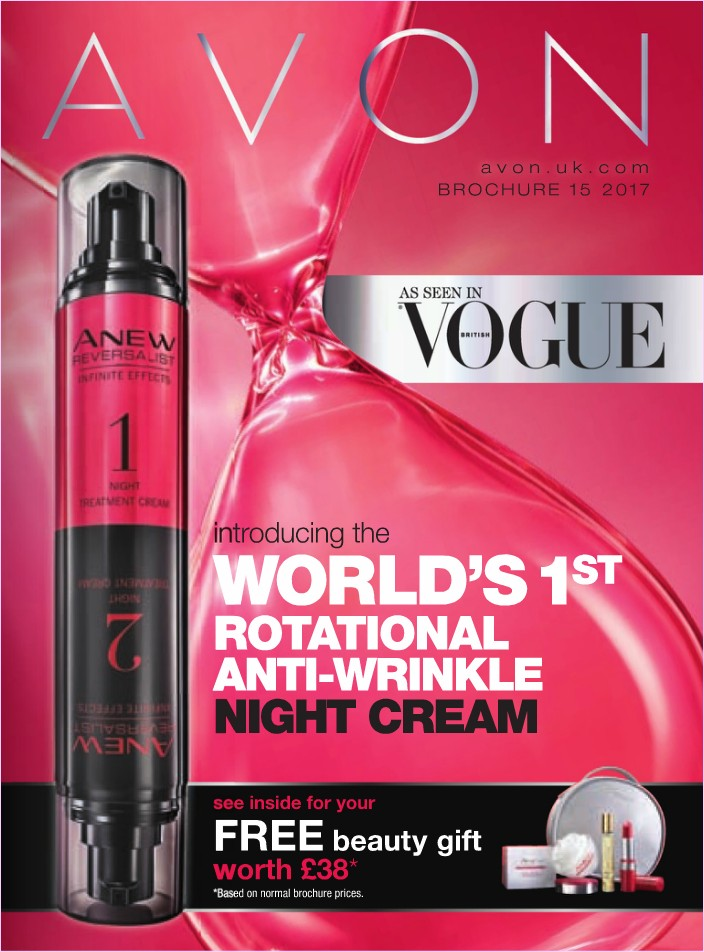 Avon Campaign 15 2017 UK Brochure Online | Join Avon