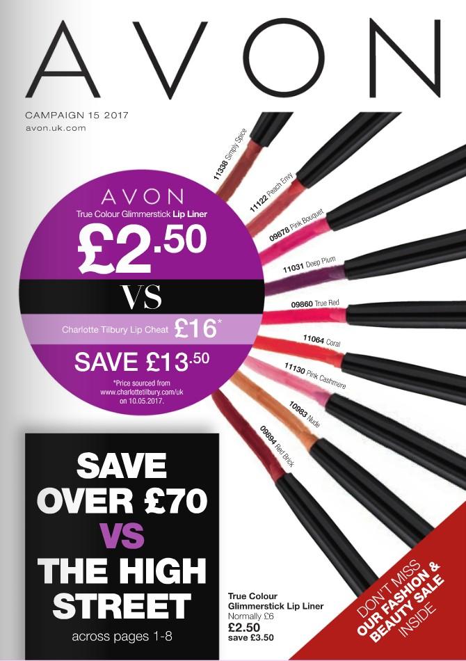 Avon Campaign15 2017 UKSale Brochure Online