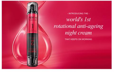 Avon ANEW Reversalist Infinite Effects Night Treatment Cream