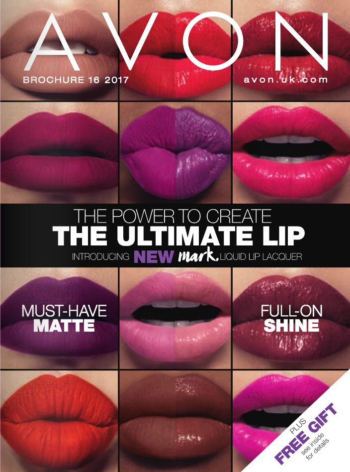 Avon Campaign 16 2017 UK Brochure Online | Join Avon