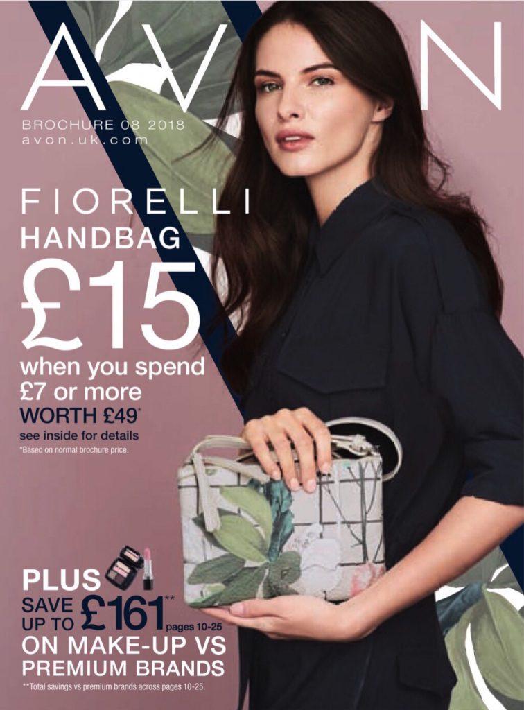 Avon Campaign 8 2018 UK Brochure Online