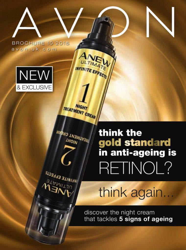 Avon Campaign 10 2018 UK Brochure Online
