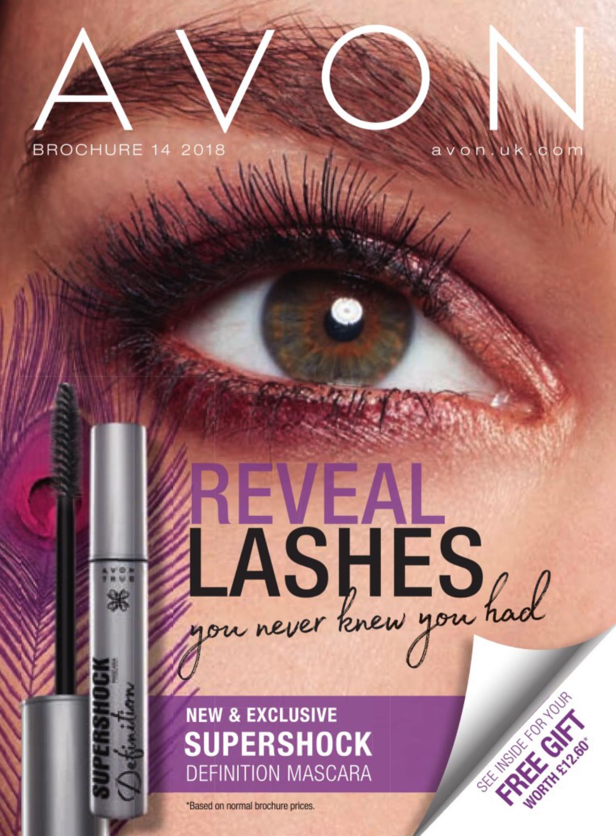 Avon Campaign 14 2018 UK Brochure Online