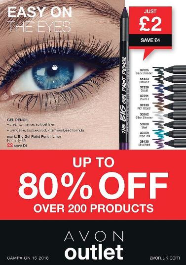 Avon campaign 15 2018 UK Sale brochure online