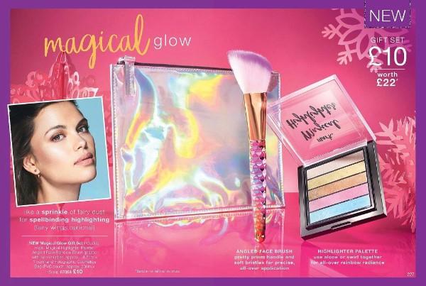 Avon Magical Glow Set Brochure 17