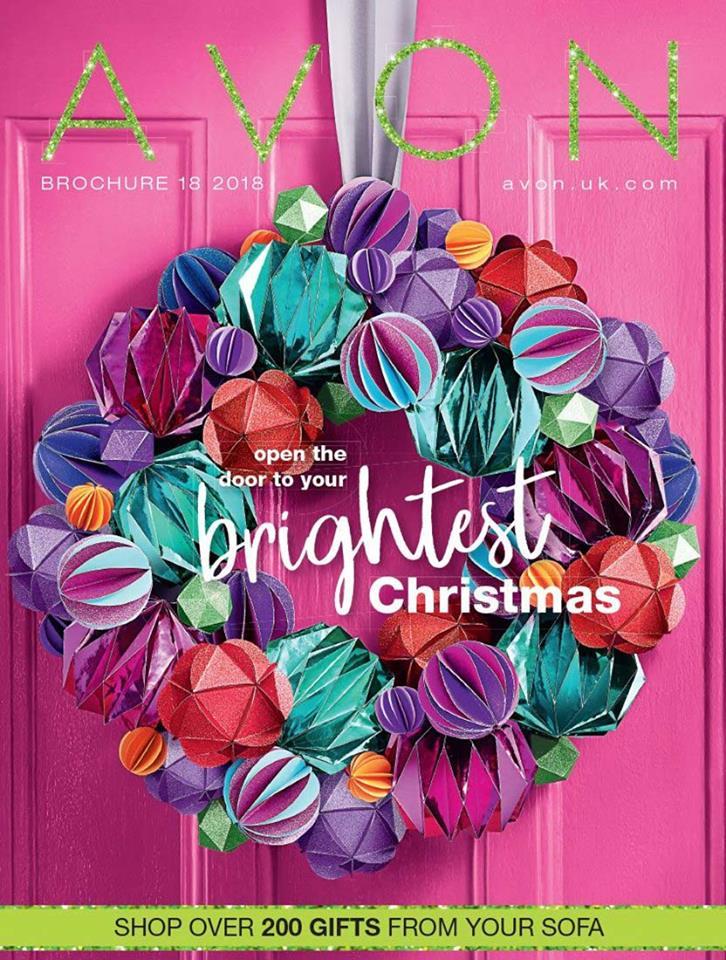 Avon Campaign 18 2018 UK Brochure Online