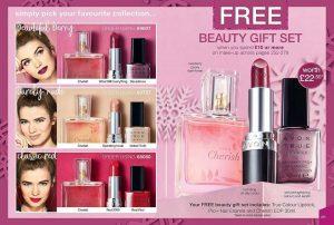 Avon Campaign 18 2018 UK Brochure Online Beauty Gift Set