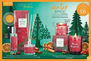 Avon Campaign 18 2018 UK Brochure Online - Winter Spice Home Fragrance