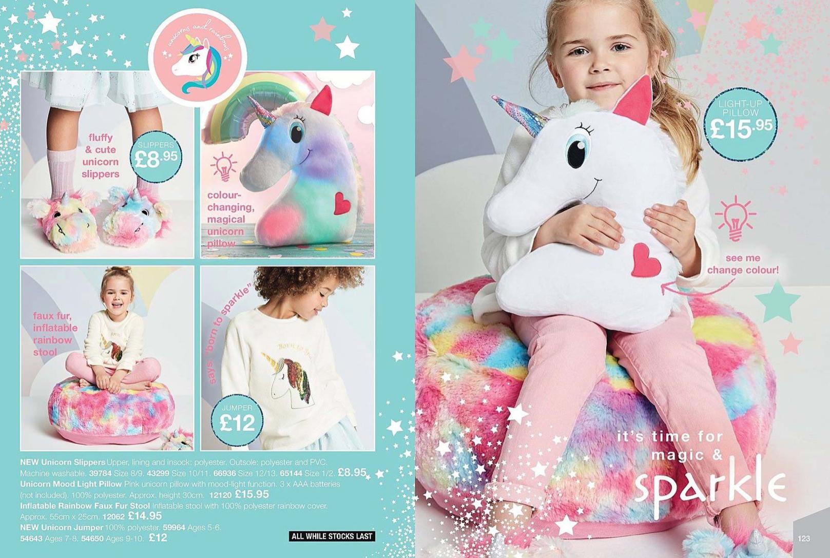 Avon UK Brochure 1 2019 Unicorn Gifts