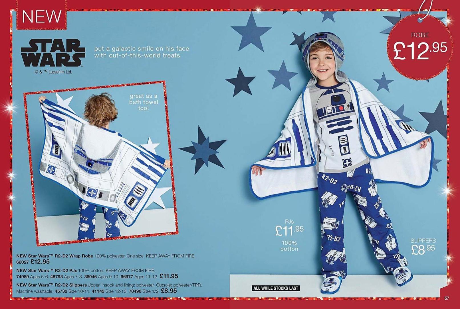 Avon UK Brochure 1 2019 Star Wars Gifts