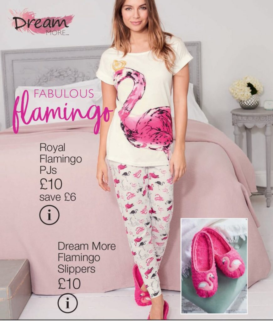 Avon Campaign 2 2019 UK Brochure Online - Flamingo PJs