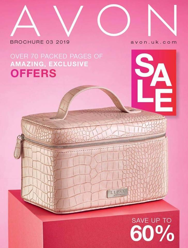Avon Campaign 3 2019 UK Brochure Online