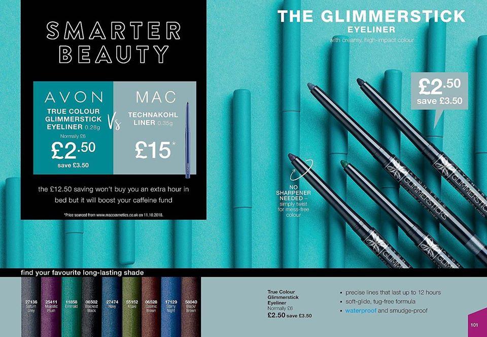 Avon Campaign 3 2019 UK Brochure Online - Avon Glimmerstick