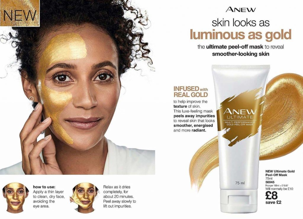 Avon Campaign 5 2019 UK Brochure Online - Anew Ultimate Mask