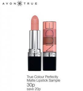 Avon Campaign 5 2019 UK Brochure Online - Avon True Colour Matte Lipstick