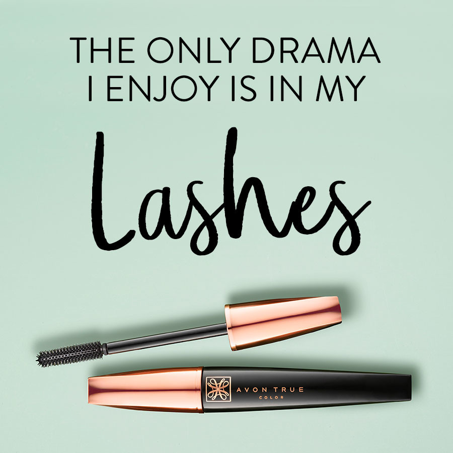 Avon Campaign 5 2019 UK Brochure Online - The only drama I enjoy is in my lashes