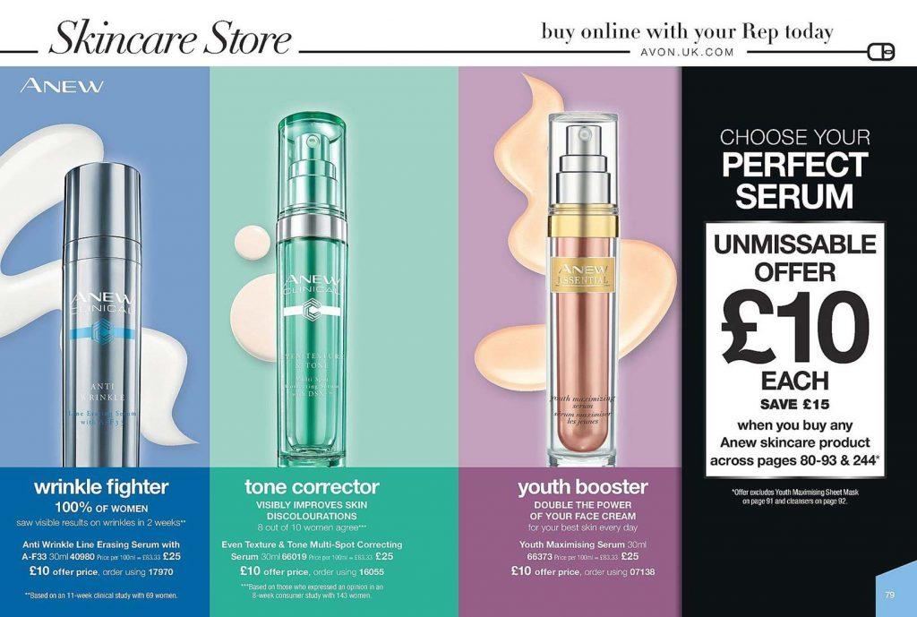 Avon Campaign 6 2019 UK Brochure Online - Avon serum