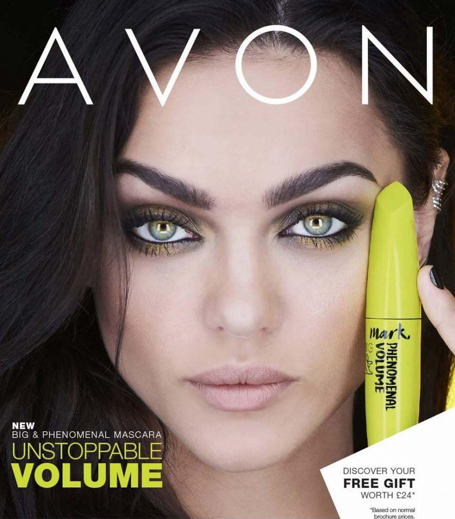 Avon Campaign 8 2019 UK Brochure Online - brochure cover