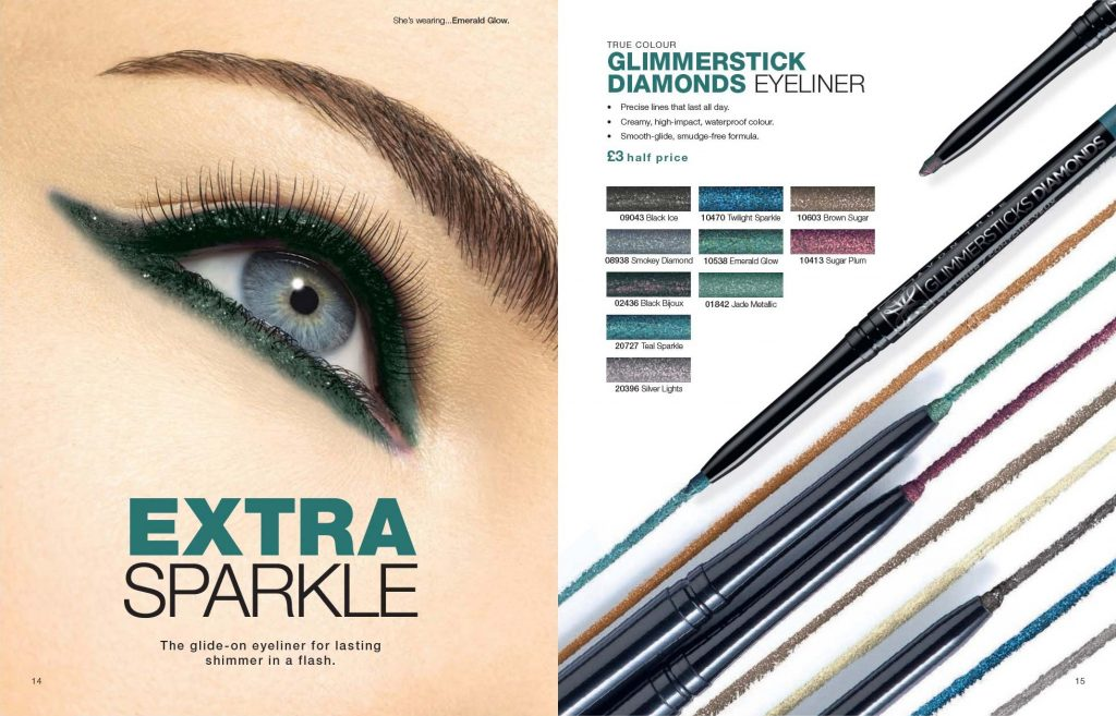 Avon Campaign 8 2019 UK Brochure Online - diamond glimmer stick