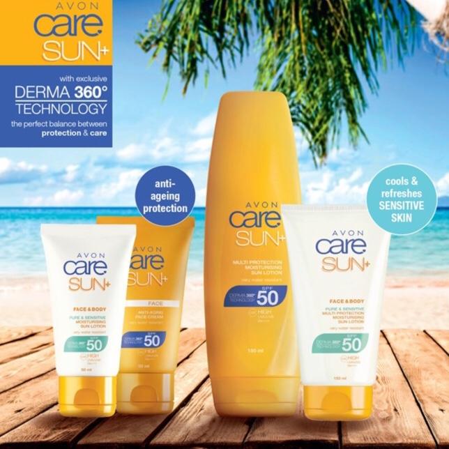 Avon Campaign 9 2019 UK Brochure Online - suncream