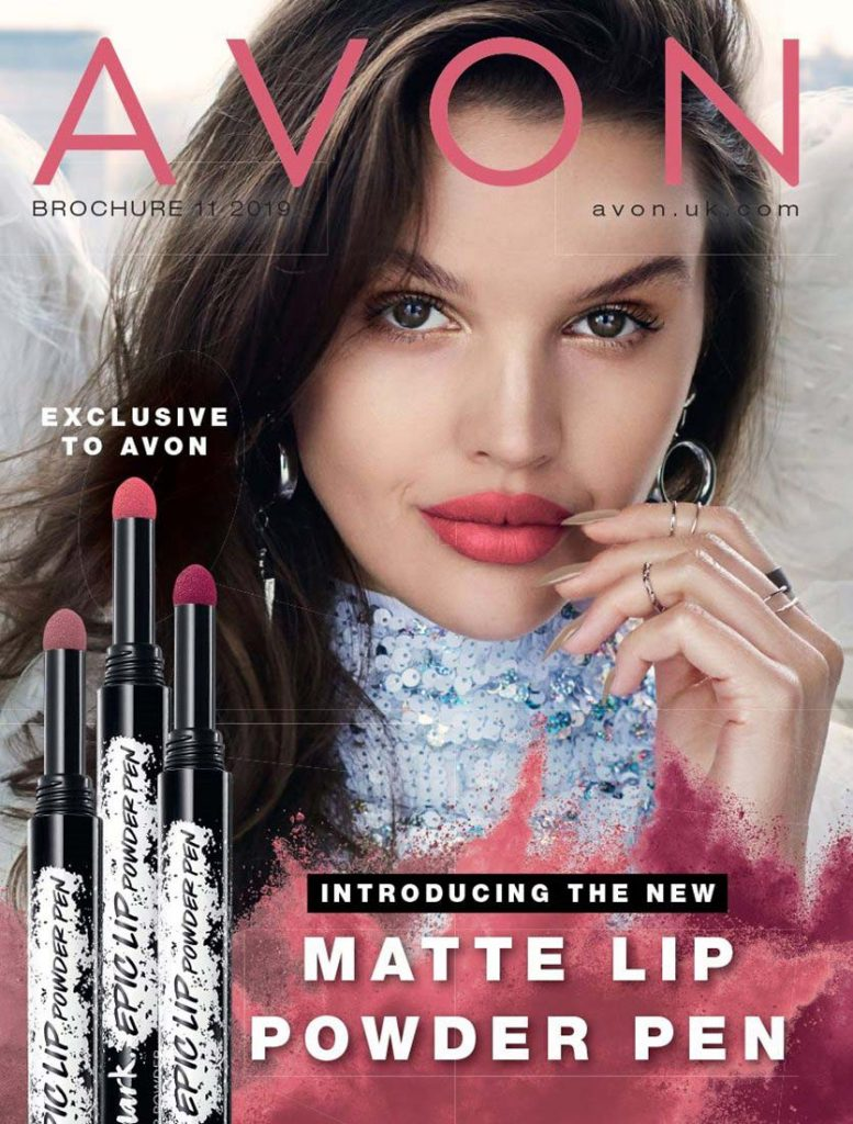 Avon Campaign 11 2019 UK Brochure Online