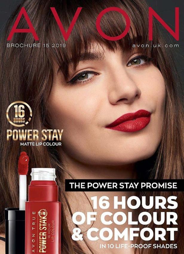 Avon Campaign 15 2019 UK Brochure Online
