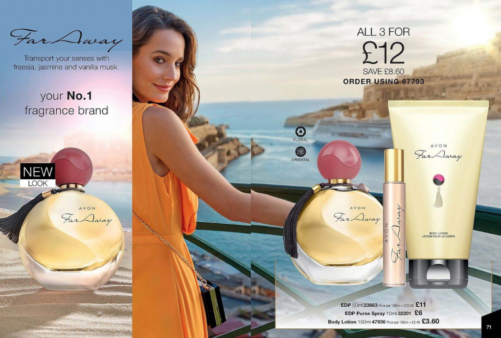 Highlights of Avon Brochure 15 2019 - Avon Far Away