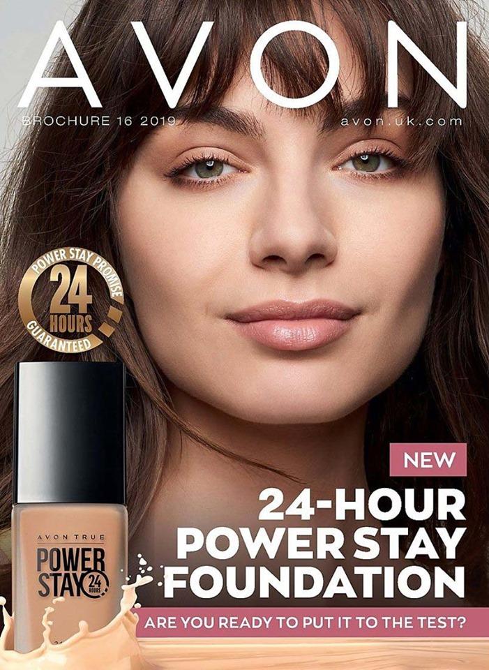 Avon Campaign 16 2019 UK Brochure Online
