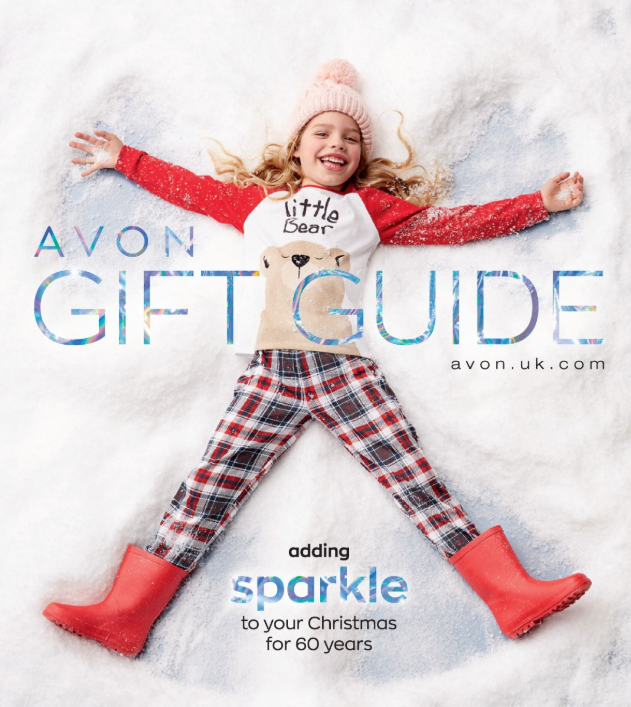 Avon Campaign 17 2019 UK Brochure Online - Christmas gift Guide