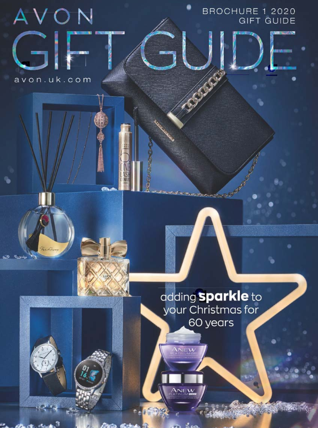 Avon Campaign 1 2020 UK Brochure Online - Gift Guide