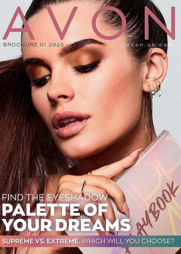 Avon Campaign 1 2020 UK Brochure Online