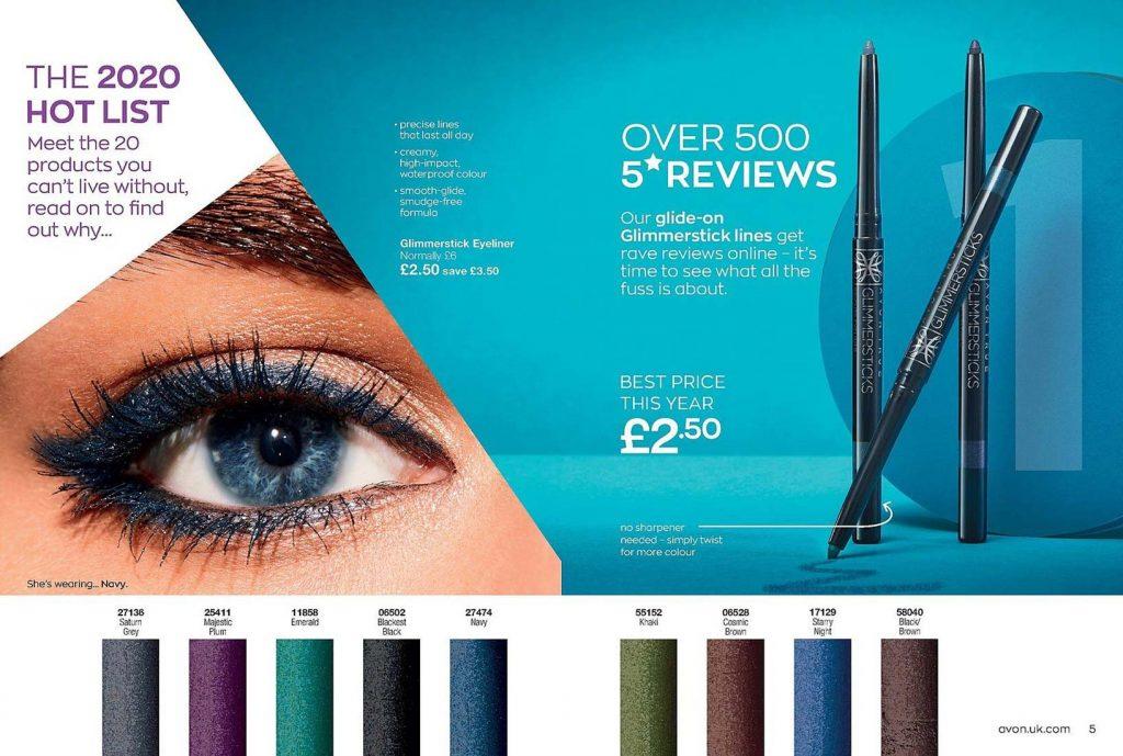 Avon Campaign 3 2020 UK Brochure Online - glimmersticks