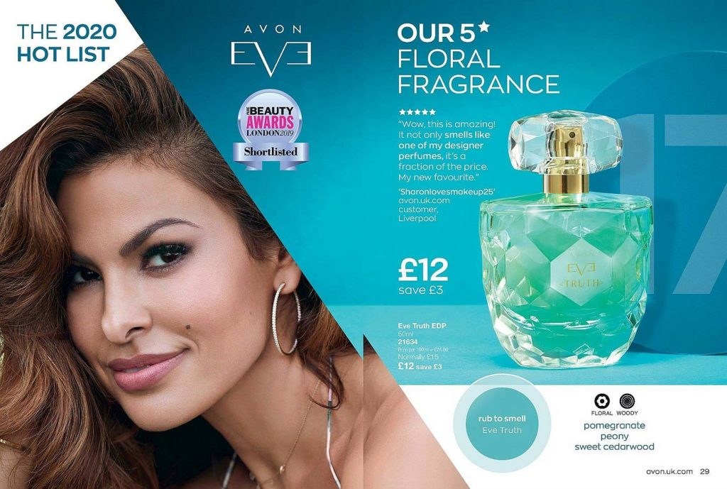 Avon Campaign 3 2020 UK Brochure Online - eve truth