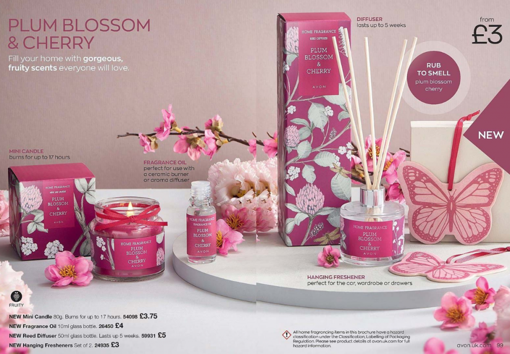 Avon Campaign 4 2020 UK Brochure Online - home fragrance